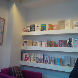 The books at WriteNow Penguin Random House
