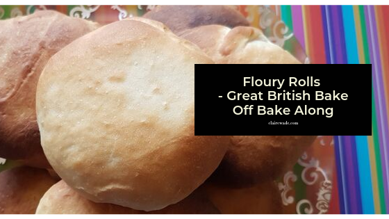 Floury Rolls - My Third Technical Challenge - Great British Bake Off Bake Along,